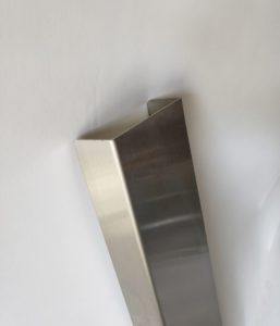 Stainless Steel Wall Caps